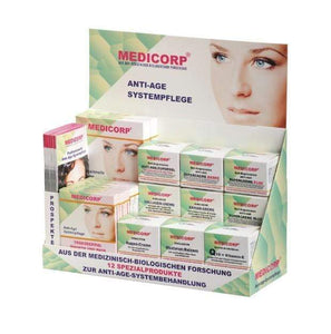 MEDICORP ANTI-AGING CREME SAMPLES - Beauty-Outlet24