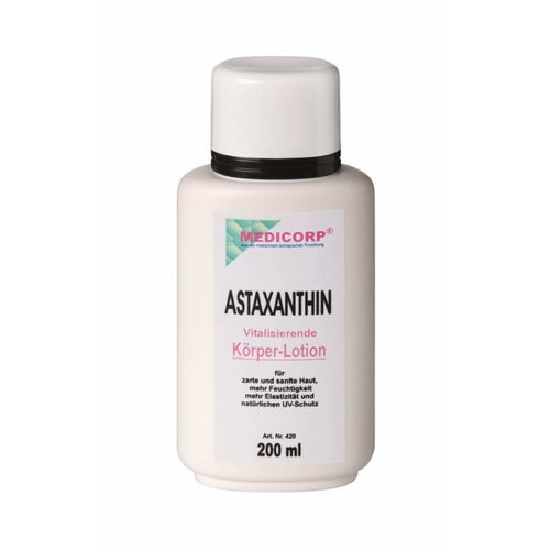 MEDICORP ASTAXANTHIN BODYLOTION - Beauty-Outlet24
