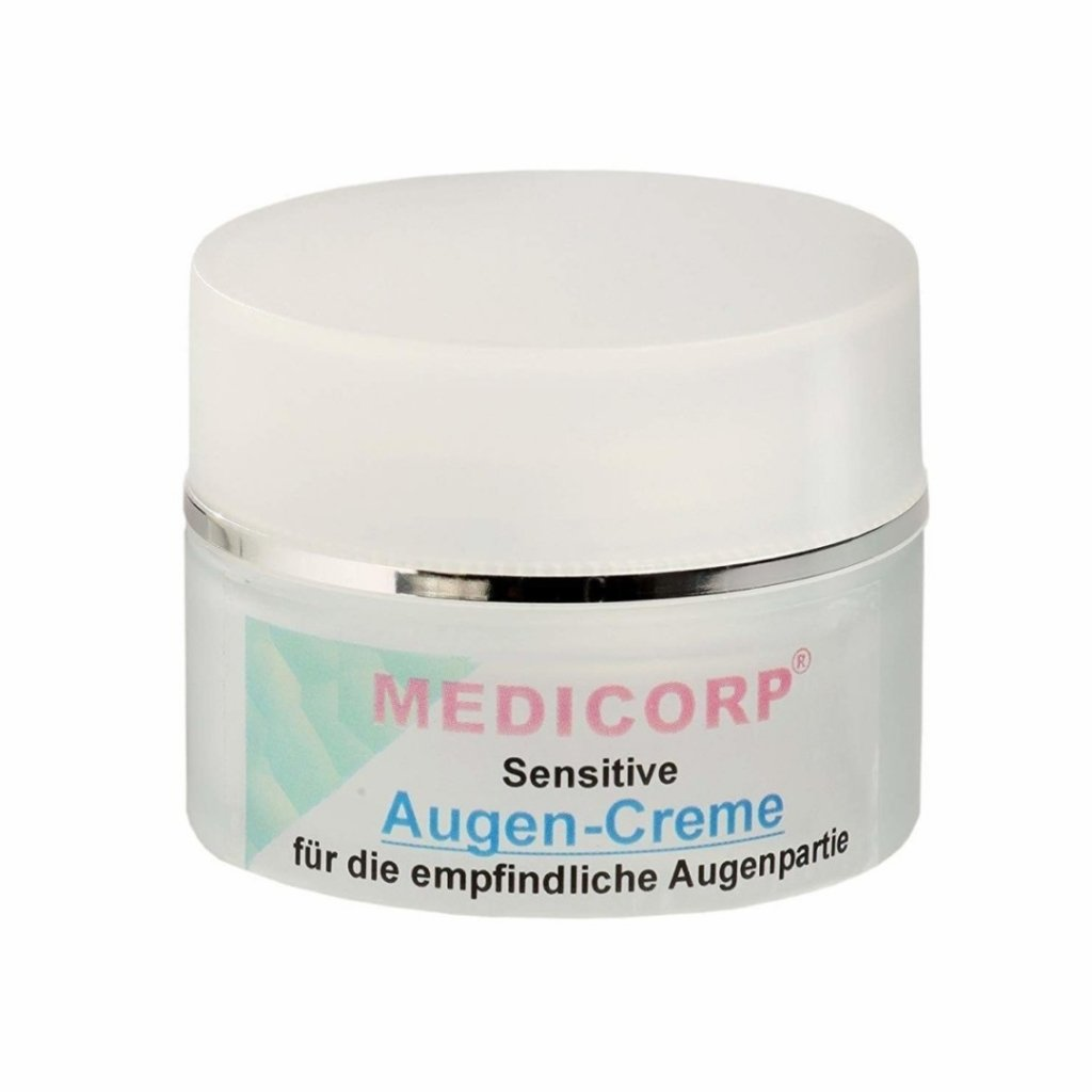 MEDICORP EYE CREAM FOR SENSITIVE SKIN