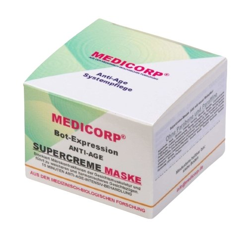 MEDICORP CREME MASK - Beauty-Outlet24