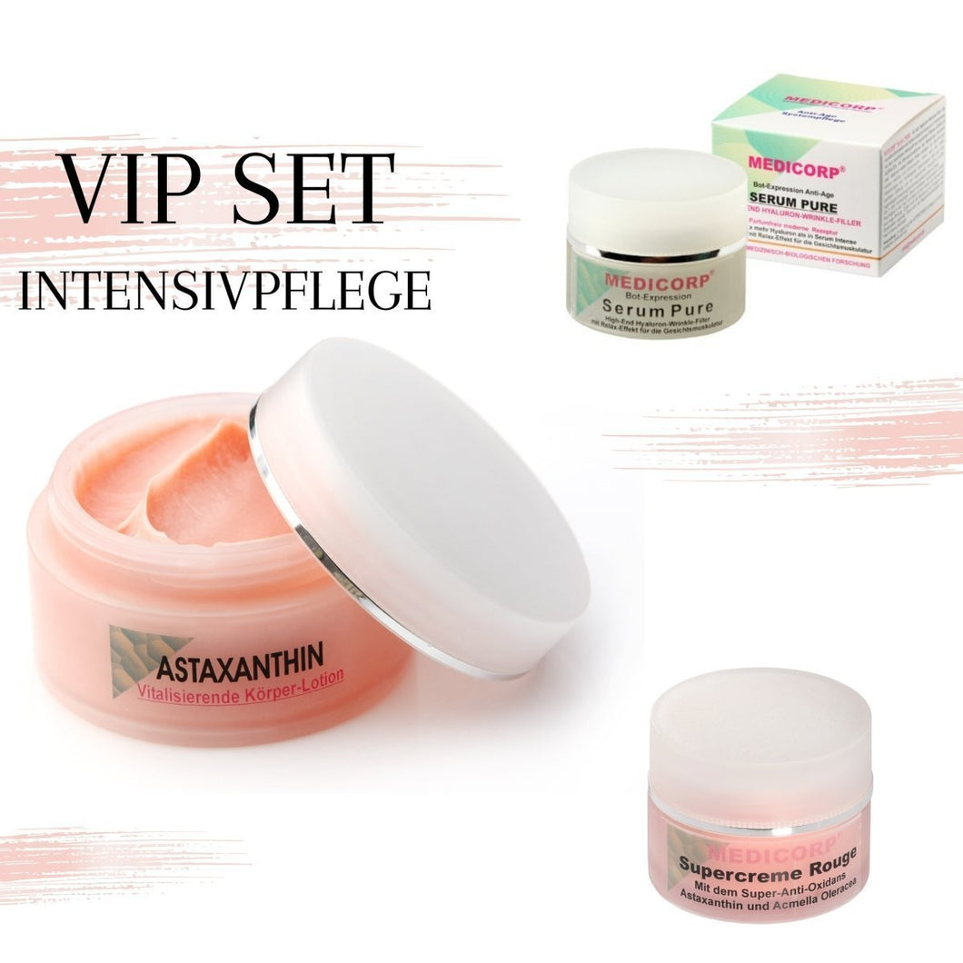 MEDICORP INTENSIVPFLEGE VIP SET - Beauty-Outlet24