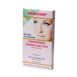 MEDICORP COLLAGEN FLEECE MASK - Beauty-Outlet24