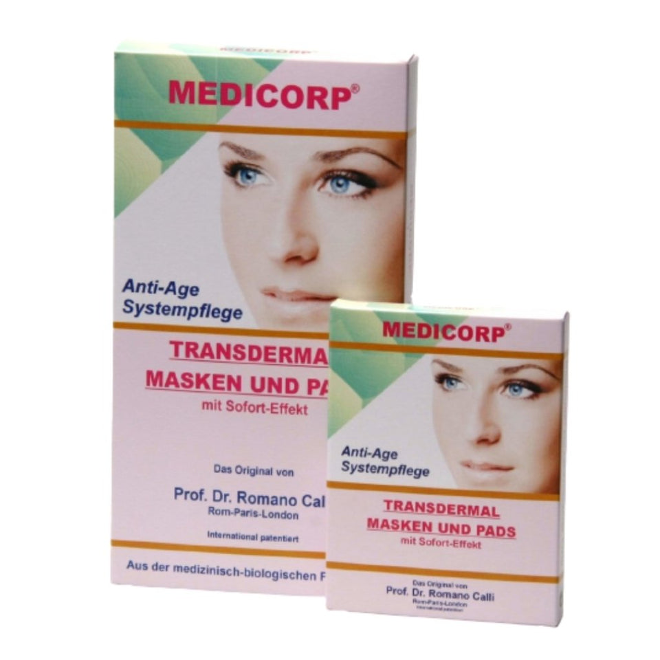 MEDICORP PADS PROBIERSET - Beauty-Outlet24
