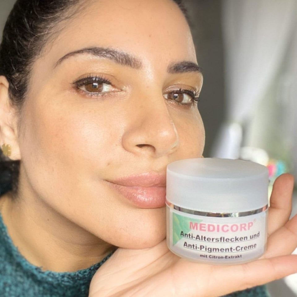 MEDICORP PIGMENTCREME - Beauty-Outlet24
