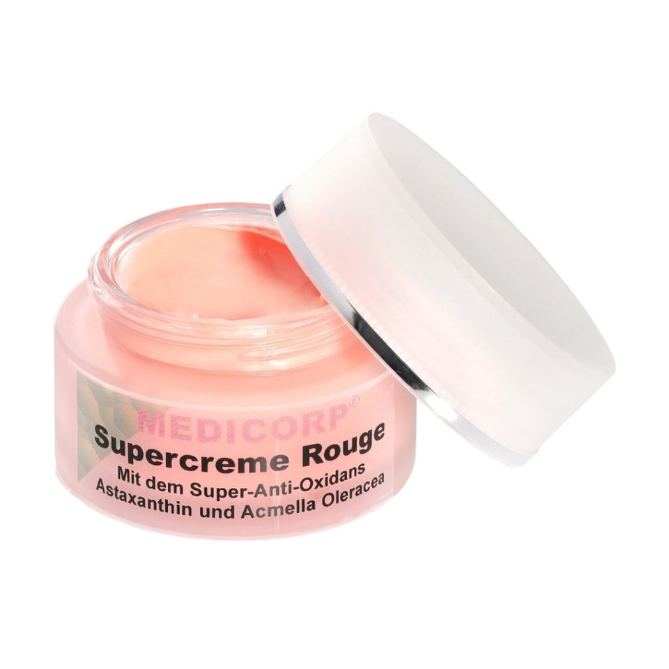 MEDICORP SUPERCREME ROUGE - Beauty-Outlet24