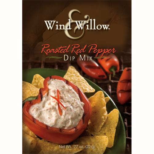 Wind & Willow | Roasted Red Pepper Dip Mix
