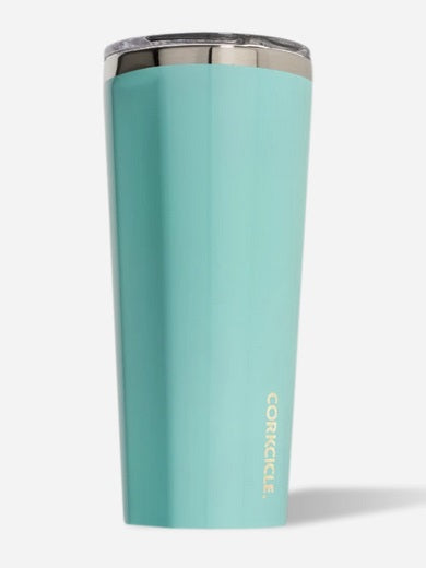Corkcicle | Gloss Turquoise 24oz Tumbler