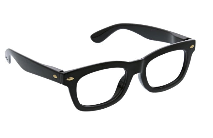 Peepers Blue Light Reading Glasses, Lois, Black