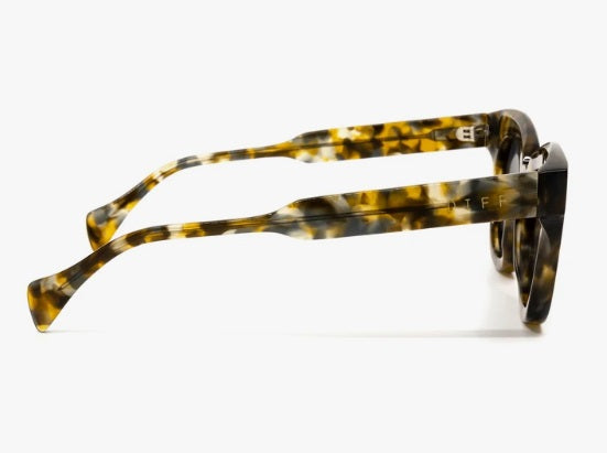 DIFF Jagger Sea Tortoise Sunglasses