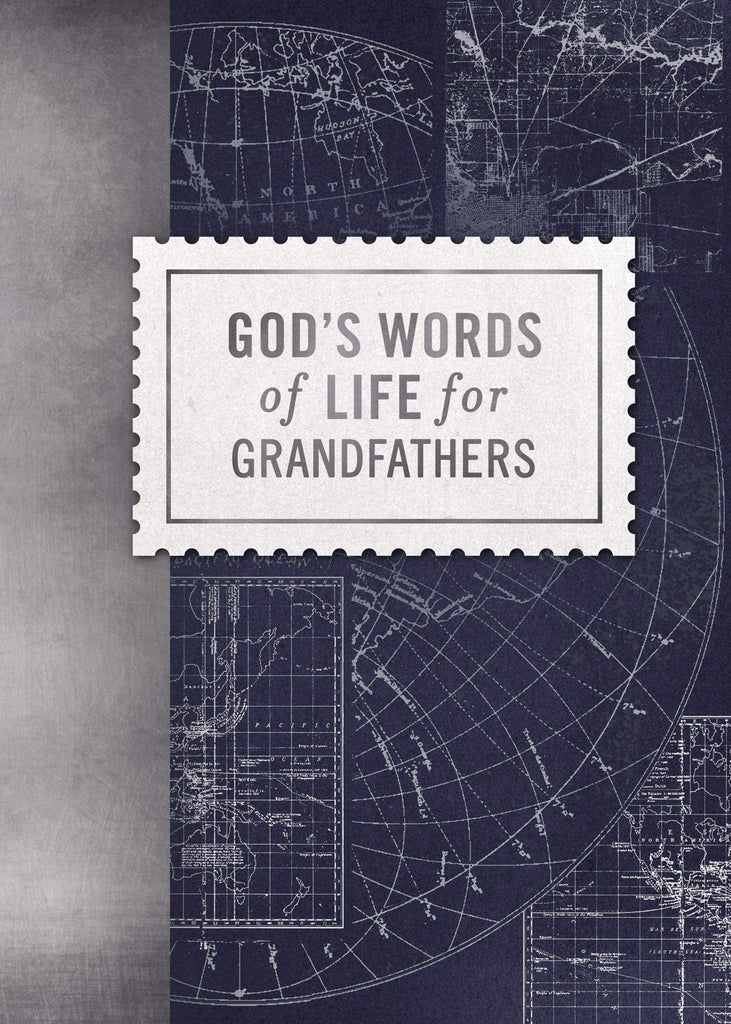 God's Words of Life for Grandfathers