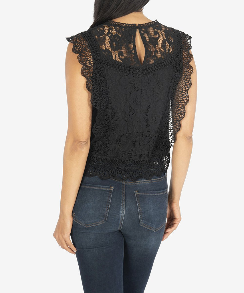 Kut from the Kloth | Stella Lace Top