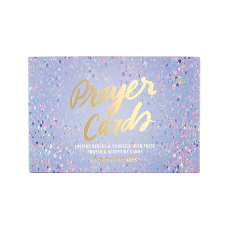 Prayer Cards, Sparkle