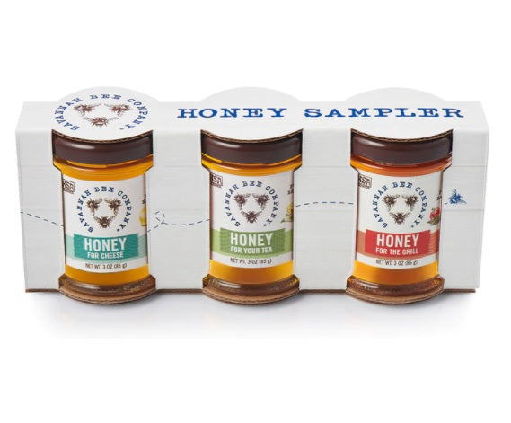 Everyday Honey Sample Set