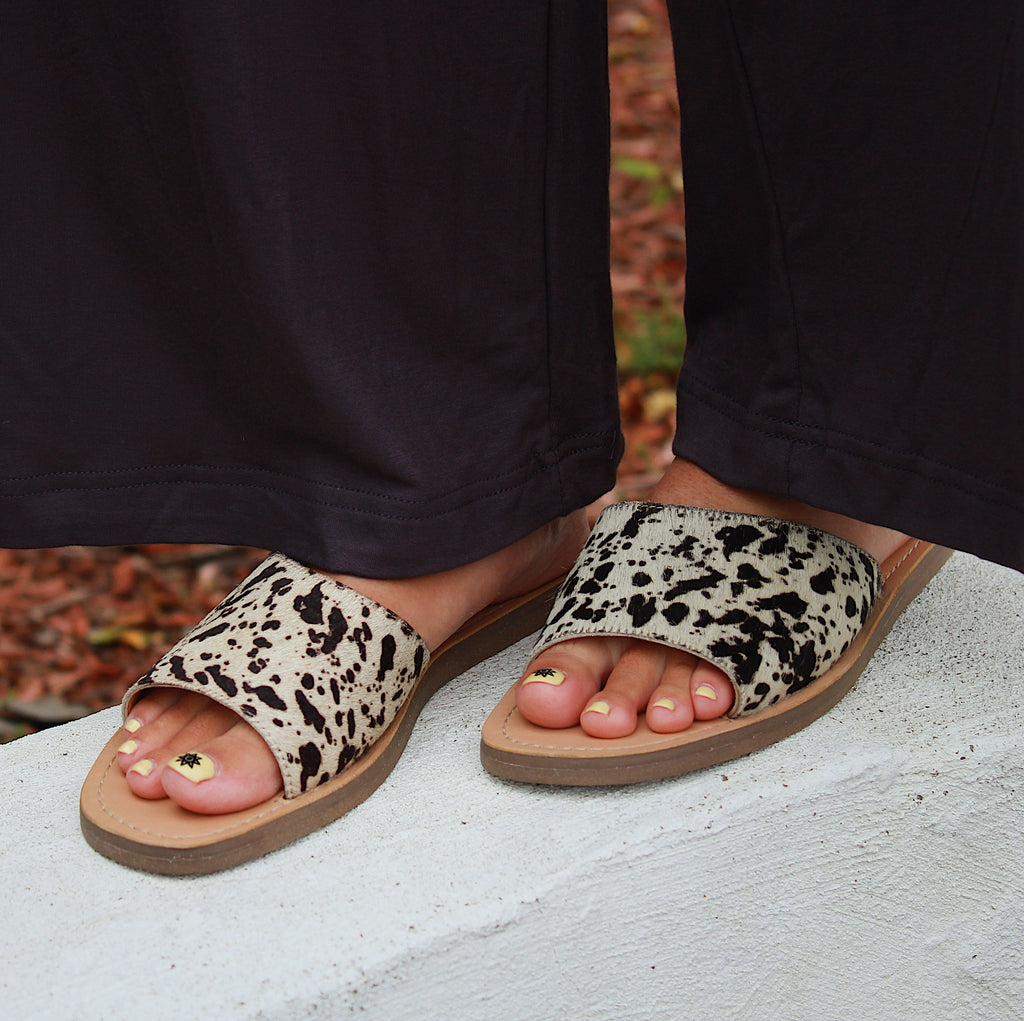 Moonshine Slide Sandal