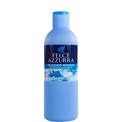 Felce Azzurra Body Wash White Musk, 22 fl oz | 650ml NEw