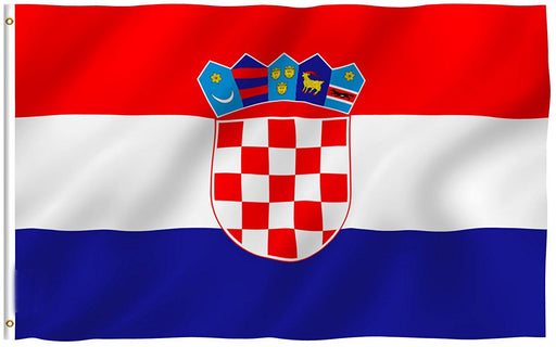 Croatia Flag Large 3'x5′