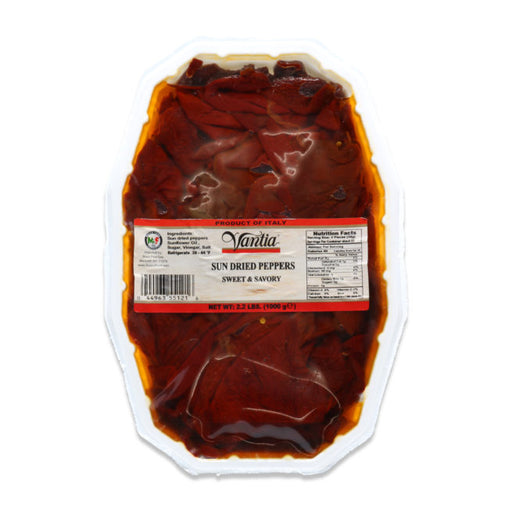 Vantia Sweet & Savory Sun Dried Peppers, 2.2 lbs | 1000g