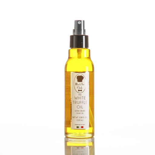 Black Tie Chefs Fine White Truffle Oil Spray, 3.38 oz | 100 ML