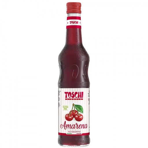 Toschi Black Cherry Syrup, 19 Fl. oz.