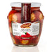 La Cerignola di una volta - Round Baby Peppers Stuffed with Tuna, 19.40 oz | 580ml