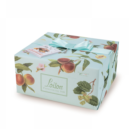 Loison Colomba with Peach and Hazelnut, 35.25 oz | 1000g