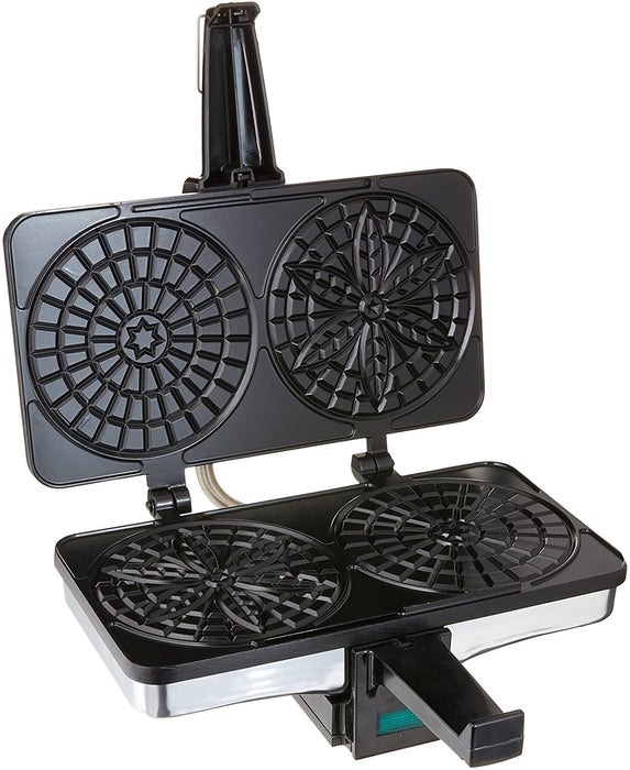 M & T Pizzelle Maker