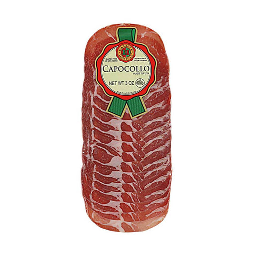 Daniele SWEET Capocollo – Sliced, 3 oz