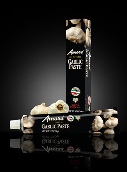 Amore Garlic Paste, Concentrated, 89g