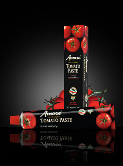 Amore Double Concentrated Tomato Paste, 127g