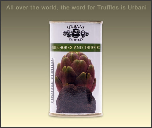 Urbani Artichokes and Truffles 6.1oz (180gr)