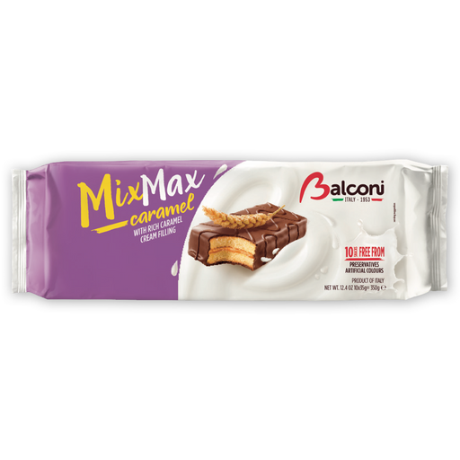 Balconi Mix Max Caramel, 12.4 oz (350g)