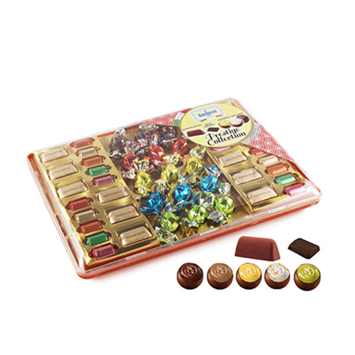 Barbiero Prestige Italian Chocolate Gift Box Collection, 47 pc, 14.11 oz