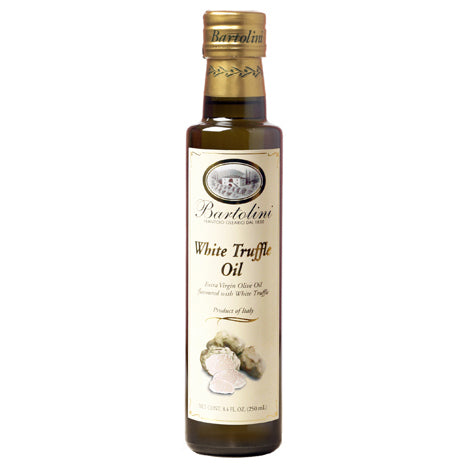 Bartolini Emilio White Truffle Oil 8.4 FL OZ Glass