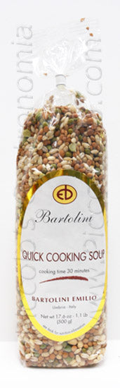 Bartolini Quick Cooking Soup 1.1 lb