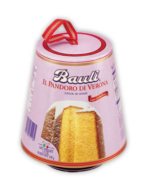 Bauli Mini Pandoro, 3.5 oz (100g)
