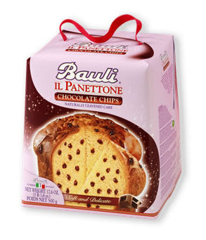 Bauli Panettone Chocolate Chips, 500g