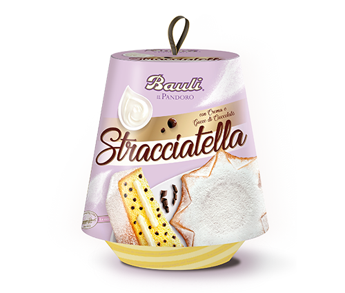 Bauli Stracciatella With Cream and Chocolate, 750g