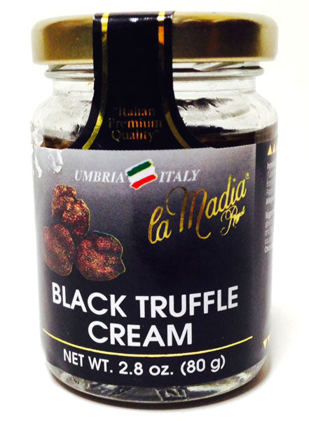 La Madia Regale Black Truffle Cream, 80g