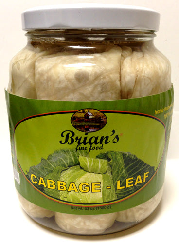 Brian's Cabbage - Leaf, 1700g