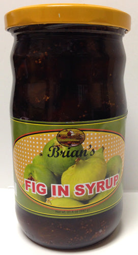 Brian's Fig in Syrup, 890g