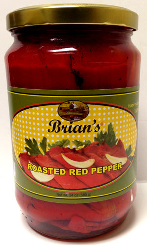 Brian's Roasted Red Pepper, 680g