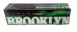 Brooklyn Fresh Mint Sugar Free Chewing Gum 1 Pack