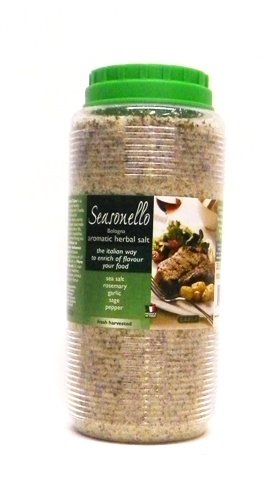 Caber Seasonello Aromatic Herbal Sea Salt 35.27 oz