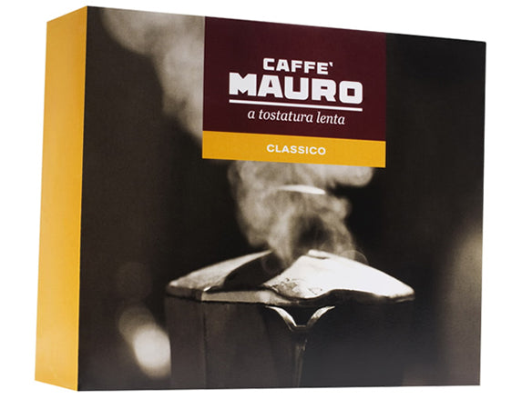Caffe Mauro Classico Ground Coffee, 2 x 250g