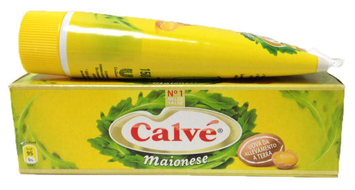 Calve Mayonnaise (Maioese) Tube, 150 ml