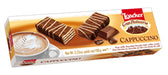 Loacker Cappuccino Milk Chocolate Biscuits, 100g