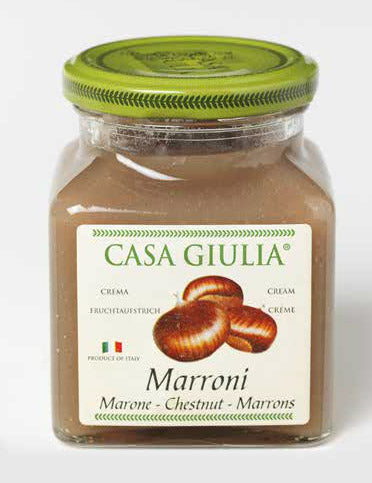 Casa Giulia Chestnut Cream (Marroni) 12.35 oz