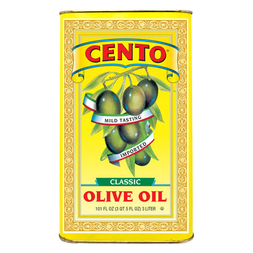 Cento Pure Olive Oil, 3 Liter