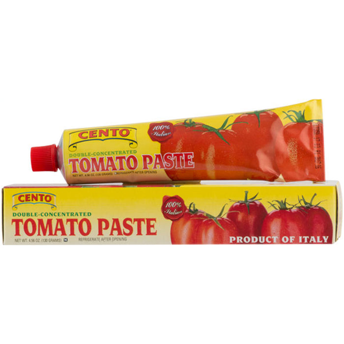 Cento Double Concentrated Tomato Paste, 130g