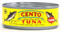 Cento Solid Packed Tuna in Olive Oil, 5-Ounce Cans (Pack of 24)